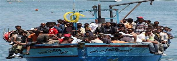Image result for African in the Mediterranean Sea